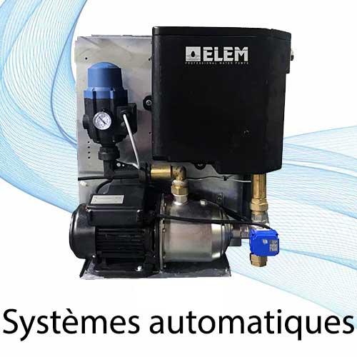 Catégorie systèmes automatiques